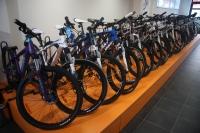 Odpružené bicykle