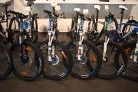 Predaj bicyklov