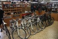 Predajňa bicyklov Športservis