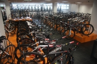 Predajňa bicyklov v Petržalke